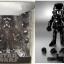 86hero Herocross Hybrid Metal Figuration #005s Star Wars Shadow Stormtrooper NEW thumbnail 9