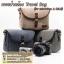 กระเป๋ากล้อง Mirrorless รุ่น Travel Bag สำหรับ XA3 XA2 GF8 A5100 A6000 EPL7 EM10 ฯลฯ thumbnail 1