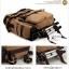 กระเป๋ากล้องสะพายหลังเป้ Extreme Bag thumbnail 21