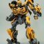 Revoltech Sci-Fi No.038 Transformers Dark Of The Moon Bumblebee NEW thumbnail 4