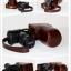 เคสหนัง Canon EOSM3, เคสกล้อง EOS M3 เลนส์ 55-200 , 18-55 mm thumbnail 20