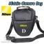 กระเป๋ากล้อง Nikon รุ่น Middle Nikon สำหรับ D90 D7100 D5300 D5200 D5100 D3200 D3100 ฯลฯ (Pre Order) thumbnail 1