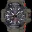 นาฬิกา Casio G-Shock นักบิน GRAVITYMASTER GPS Hybrid Waveceptor Master in OLIVE DRAB series รุ่น GPW-1000KH-3A ของแท้ รับประกัน1ปี thumbnail 1