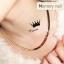 YM-K010 สติ๊กเกอร์สักแฟชั่น sticker tattoo ลายมงกุฎ 15.5x10.8 cm thumbnail 13