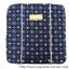 ผ้ารองเสริม Memory Foam สำหรับเปลี่ยนผ้าอ้อมแบบพกพา Ah Goo Baby - Blueberry thumbnail 2