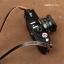 สายคล้องกล้องหนังแท้เส้นเล็ก Cam-in leather camera strap สีดำ thumbnail 2