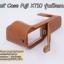 Half Case XT20 XT10 ฮาฟเคสกล้องหนังXT20 XT10 รุ่นเปิดแบตได้ thumbnail 11