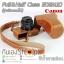 เคสกล้องหนัง Case Canon EOSM10 ฐานเปิดแบตได้ thumbnail 1