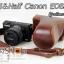 เคสกล้องหนัง Case Canon EOSM10 ฐานเปิดแบตได้ thumbnail 10