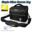 กระเป๋ากล้อง Nikon รุ่น Simple Nikon ใส่ D7000 D3200 D5200 D3100 D90 D7100 ฯลฯ thumbnail 1
