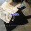(SALE) เสื้อ Bra แต่งลูกไม้ สีดำ thumbnail 1