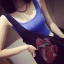 (SALE) เสื้อกล้าม สีน้ำเงิน thumbnail 1