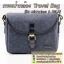 กระเป๋ากล้อง Mirrorless รุ่น Travel Bag สำหรับ XA3 XA2 GF8 A5100 A6000 EPL7 EM10 ฯลฯ thumbnail 8