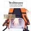 กระเป๋ากล้องเป้ ผ้ากันน้ำ น้ำหนักเบาพิเศษ Camera backpack รุ่น Backpack air - weightless thumbnail 10