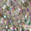 เพชรชวาAA สีขาวเหลือบรุ้ง ขนาด ss8 ซองเล็ก บรรจุประมาณ 80-100 เม็ด thumbnail 1