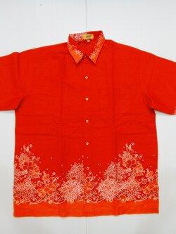 เสื้อลายดอกเสื้อสงกรานต์size 3XL 06