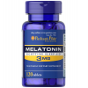 Puritan's Pride Melatonin 3 mg / 120 Tablets ช่วยให้หลับง่ายขึ้น โดยไม่ทำให้เกิดอาการแฮงค์และเสพติดเหมือนยานอนหลับ