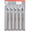 2608663528 BOSCH ใบเลื่อยจิ๊กซอว์ T234X (5pcs./pack) ตัดลึก