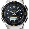 นาฬิกา คาสิโอ Casio SOLAR POWERED รุ่น AQ-S800WD-1E