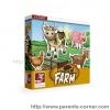 Head-tail Puzzle จิ๊กซอแบบ 2 ชิ้น/ 6 ภาพ สำหรับน้องเล็ก ชุดสัตว์ในฟาร์ม