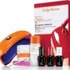 ชุดสีเจลทาเล็บ Sally Hansen-Salon Gel Polish Starter Kit สีแดง