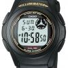 นาฬิกา คาสิโอ Casio 10 YEAR BATTERY รุ่น F-200W-9A