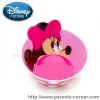 ชาม Minnie mouse Disney-USA