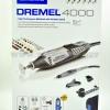 F0134000JP DREMEL เครื่องเจียร์แกน รุ่น 4000-4/65 ACE 65 ชิ้น