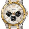 นาฬิกา คาสิโอ Casio STANDARD Analog'men รุ่น MTP-1300SG-7A