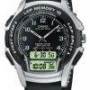 นาฬิกา คาสิโอ Casio STANDARD ANALOG-DIGITAL รุ่น WS-300-1B
