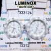 นาฬิกา Luminox รุ่น LUMINOX 3057.WO + 7057.WO Colormark Watch White Out