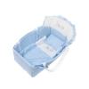 ที่นอนเด็กปิกนิกสีฟ้า 3 in 1 (Baby Basket)