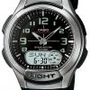 นาฬิกา คาสิโอ Casio 10 YEAR BATTERY รุ่น AQ-180W-1B