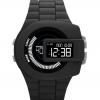 นาฬิกาข้อมือ ดีเซล Diesel Digital Viewfinder Silicone - Black Men's watch รุ่น DZ7274