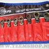 CONSO ประแจแหวนข้างปากตายฟรีสปีด ตัวสั้น+อ่อนตัว 8 ตัวชุด 8-19mm. (RPRT0108)