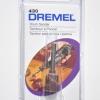 2615000430 DREMEL 430 แกนต่อพร้อมปลอกกระดาษทราย นาด 6.5มม.