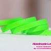 ริบบิ้นผ้าสีเขียวสะท้อนแสง #556