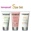 Lanopearl spa set
