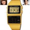 นาฬิกา คาสิโอ Casio Data Bank รุ่น DBC-611G-1