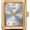 นาฬิกา คาสิโอ Casio STANDARD Analog'men รุ่น MTP-1235GL-7A