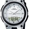 นาฬิกา คาสิโอ Casio 10 YEAR BATTERY รุ่น AW-80-7A