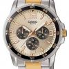 นาฬิกา คาสิโอ Casio STANDARD Analog'men รุ่น MTP-1299SG-9A