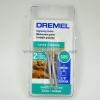 26150105AE DREMEL 105-05 เหล็กเจียร์แกน 3.2มม. 0.8มม. แพ็ค2ตัว