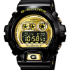 นาฬิกา คาสิโอ Casio G-Shock Standard digital รุ่น GD-X6900FB-1DR  ดำทอง