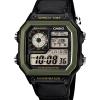 นาฬิกา คาสิโอ Casio 10 YEAR BATTERY รุ่น AE-1200WHB-1BV