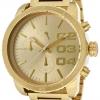 นาฬิกาข้อมือ ดีเซล Diesel Advanced Chronograph Gold Ion-plated Watch รุ่น DZ5302