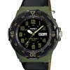 นาฬิกา คาสิโอ Casio STANDARD Analog'men รุ่น MRW-200HB-3BV