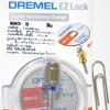 2 615 E40 4AA DREMEL EZ404-01 ชุดใบตัดโลหะ+แกนต่อ EZ Lock