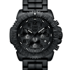 นาฬิกา Luminox รุ่น LUMINOX 3082.BO Men Navy SEAL Blackout Chronograph