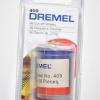 2615000409 DREMEL 409 แผ่นตัด 23.8mm. (T 0.6mm) 36/pack